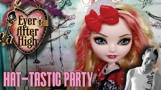 Ever After High - Apple White Hat-Tastic Party