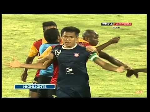 Hero I-League 2015 Kalyani Bharat FC (0) vs Kingfisher East Bengal (3) 08-4-2015