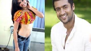 Surya is my Favourite Hero Says Samantha!