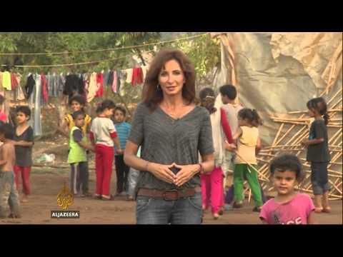 Fleeing Syrian children deprived of education
