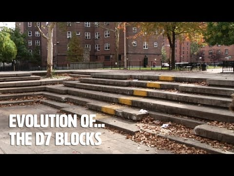 Evolution of... The D7 Blocks