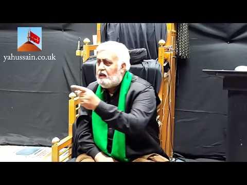 Maulana Zulqarnain Haider   Hussainia Imambargah - Birmingham (UK) - 6th May 2016