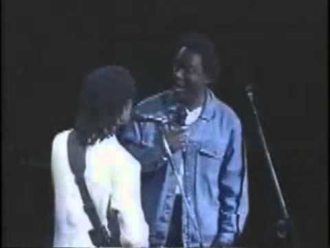 Djavan & Lokua Kanza – Humbiumbi – Heineken Concerts- São Paulo – 1997