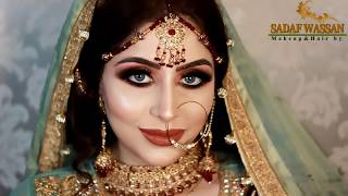 Pakistani/indian Bridal makeover