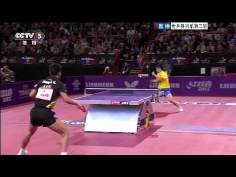 2013 WTTC (ms-R32) ZHANG Jike - FAN Zhendong [HD] [Full Match/Chinese]