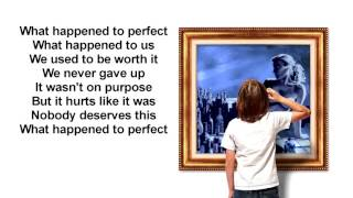 Lukas Graham - What Happened To Perfect Lyrics