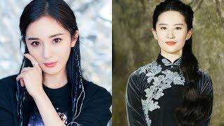 """Nhận lời đóng phim mới, netizen cho rằng Dương Mịch cố tình """"đâm sau lưng"""" cô bạn thân Lưu Diệc Phi"""
