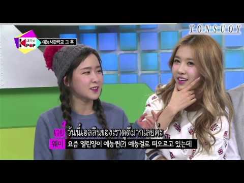 [THAI SUB] All the K-pop After Story N Ken Hongbin VIXX