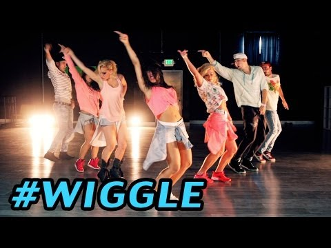 WIGGLE - JASON DERULO Dance Video | @MattSteffanina Choreography (Official)