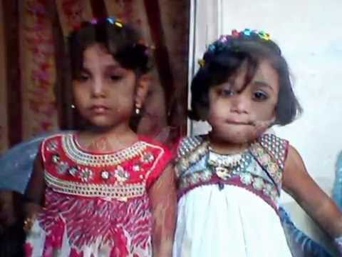 hamna and laiba urooj upload aaqib ali