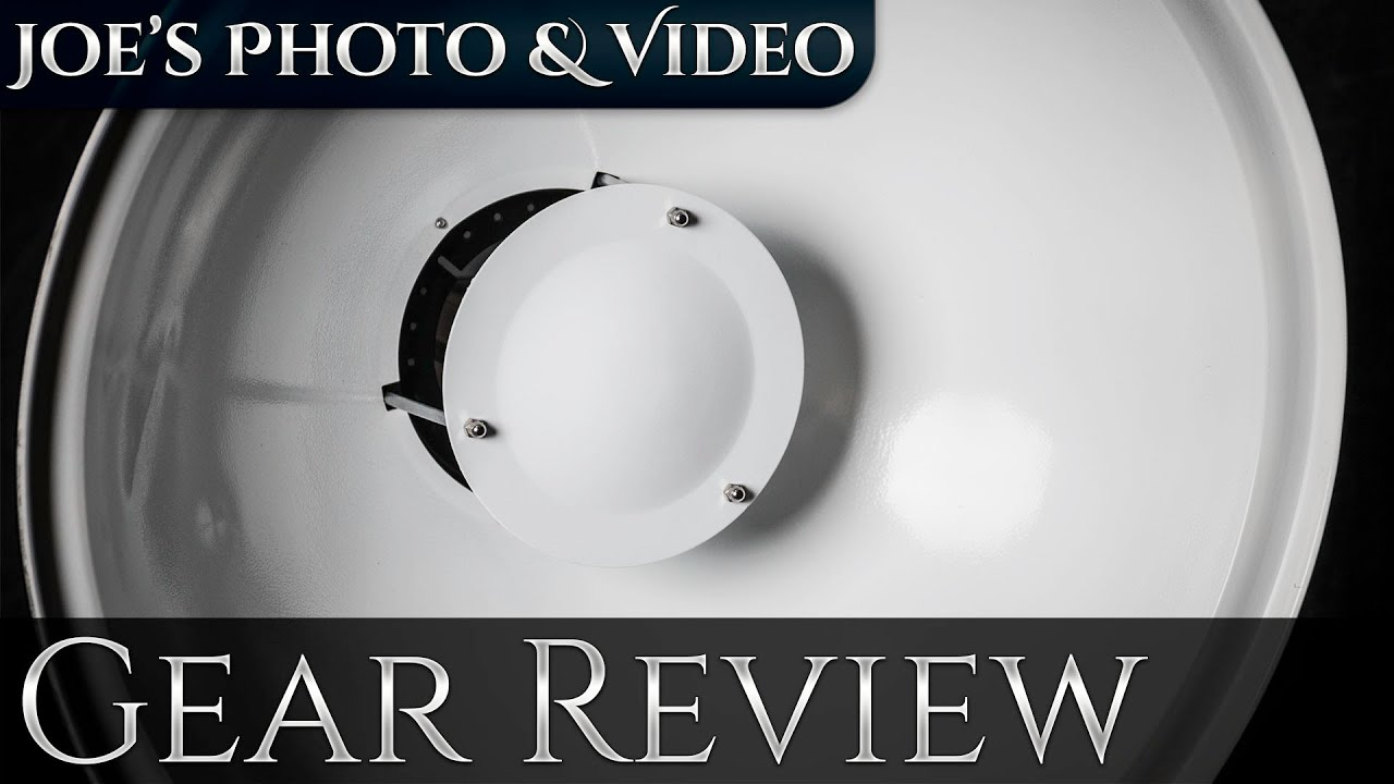Fotodiox review beauty dish