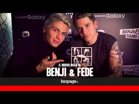 Benji & Fede presentano