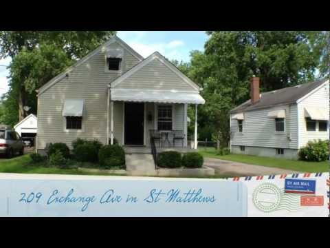 209 Exchange Ave Louisville KY 40207 Home for Sale St. Matthews Eric Scroggin Realtor