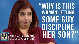 Child Abuse: No One Believes Your Story | Steve Wilkos