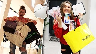 NO BUDGET SHOPPING CHALLENGE!!! **24 HOURS**