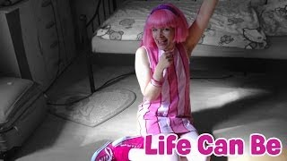 LazyTown - Viivi13 dancing to Life Can Be