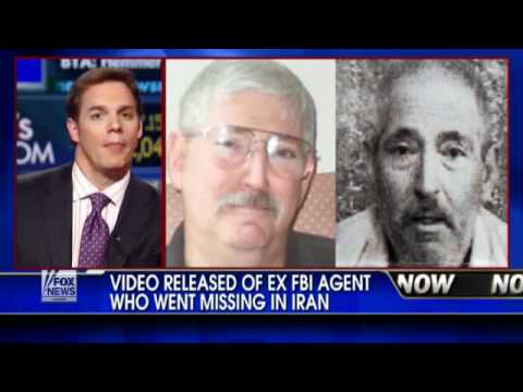 Missing ex FBI agent Robert Levinson: