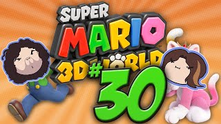 Super Mario 3D World: Phat Suit, Cat Suit - PART 30 - Game Grumps