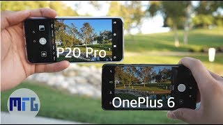 Huawei P20 Pro vs OnePlus 6: In-Depth Camera Test Comparison