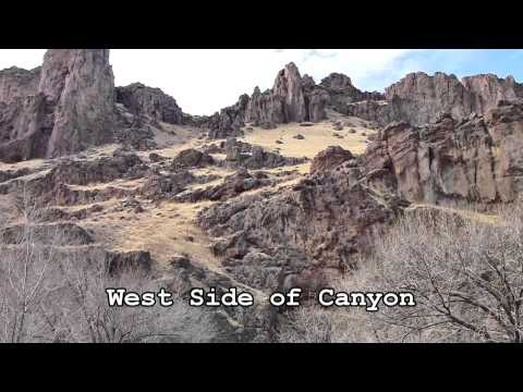 Succor Creek Campground Video