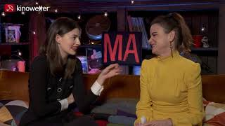 Who Am I? Game with Diana Silvers  & Juliette Lewis
