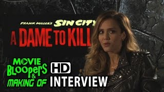 Sin City: A Dame To Kill For (2014) Jessica Alba Interview