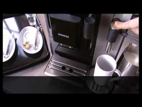 Siemens EQ7 Coffee Machine - Danmark