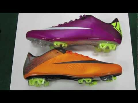 Nike Mercurial Vapor VII VS Superfly III - Comparison