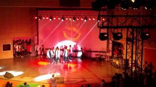 Freshers Night Dance Performance Y15 IITK