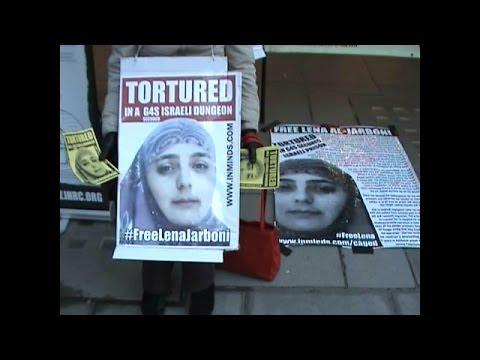 Protest G4S complicit in Israels Palestinian prisoner torture