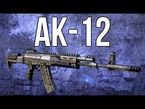 Ghosts In Depth - AK-12 Assault Rifle Review