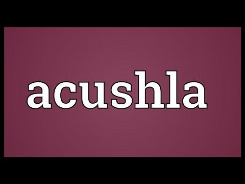 Header of Acushla