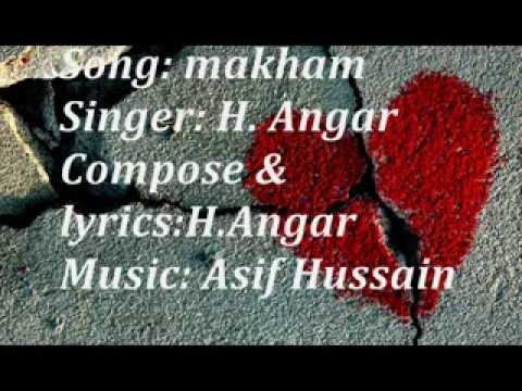 Hamayoon Angar new song 2014 (makham)