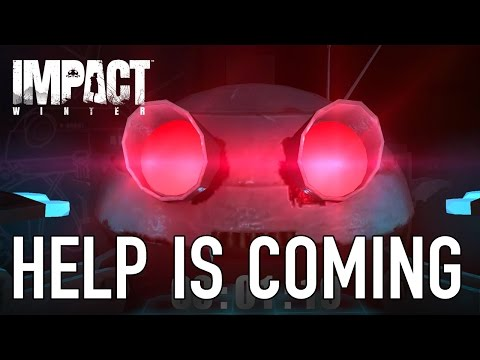 Impact Winter - PC/PS4/XB1 - Help Is Coming (PC Release Trailer)