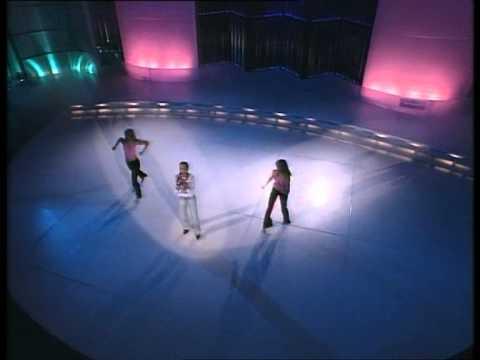 Mia Martina - Ne brini za mene @ Miss BiH 2003