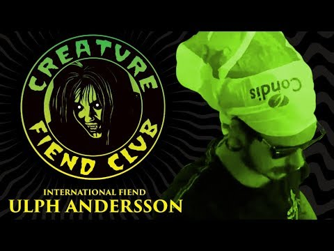Creature Skateboards: International Fiend, Ulph Andersson