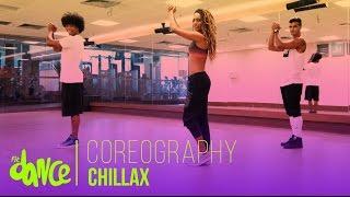Chillax Farruko ft Ky Mani Marley Coreograf a FitDance Life