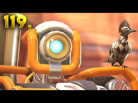 Best Bastion Counter! | OVERWATCH Daily Moments Ep. 119 (Funny and Random Moments)