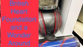 British Heart Foundation And A Wonder Around Currys  15.12.18