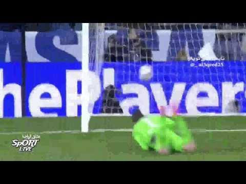 Real Madrid 3 x 0 Borussia Dortmund 2/4/2014
