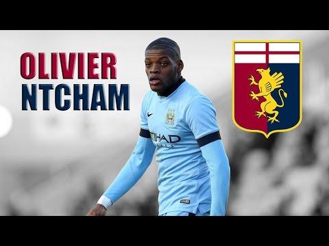 Olivier Ntcham || Welcome to Genoa || Skills & Goals 2014-15 || [HD]