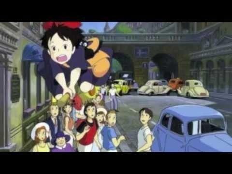 Viola cover: Studio Ghibli Music