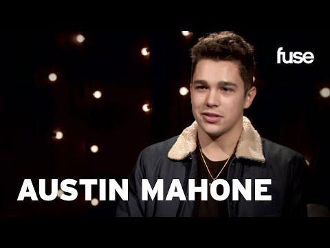 Austin Mahone Talks Marrying R&B and Pop On ForMe+You