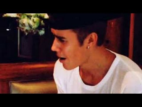Justin Bieber Crying -- Is it for Selena Gomez?