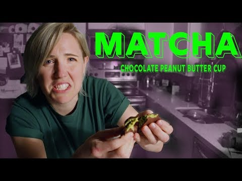 My Drunk Kitchen: Matcha Do About Nuttin'! - YouTube