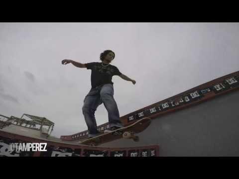 Jotam Perez - Skateboarding Panama