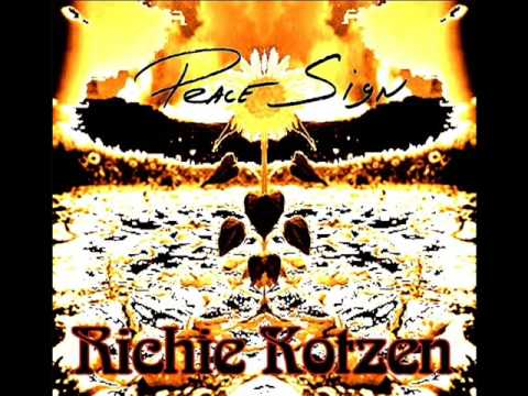 Richie Kotzen - Peace Sign