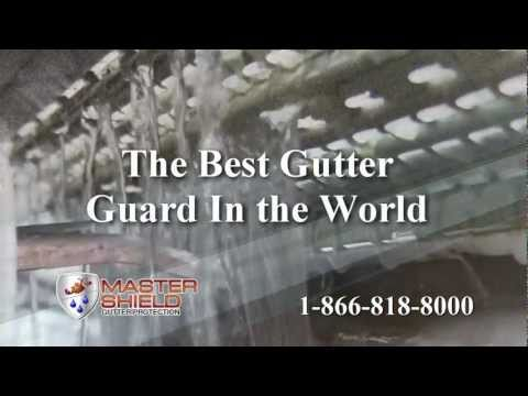 The Best Gutter Guard in the World