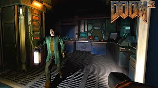 DOOM 3 - #6 Alpha Labs 2 - 60FPS - No Commentary
