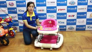 Đánh giá xe tập đi Farlin BF 880 - KidsPlaza.vn